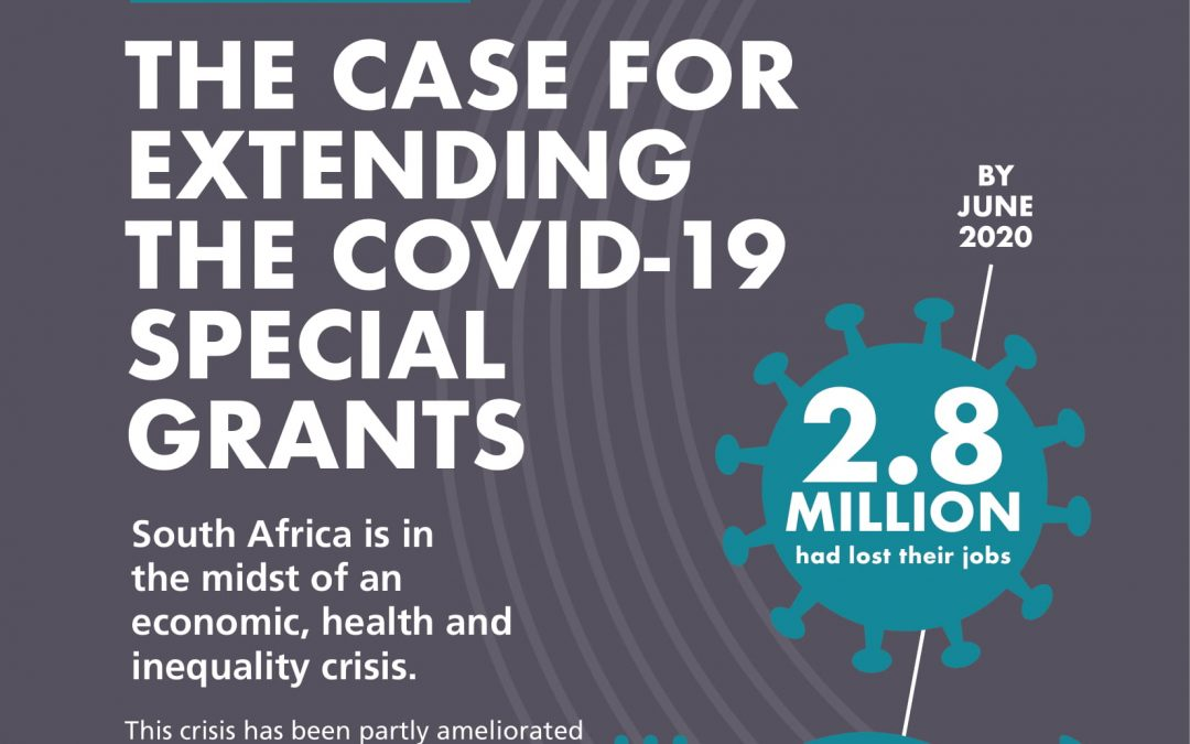 The case for extending the COVID-19 special grants